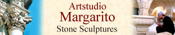 Artstudio Margarito  Italian stone sculptor and stone carving courses in Italy